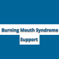 Burning Mouth Syndrome Support Icon