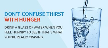 thirst-hunger